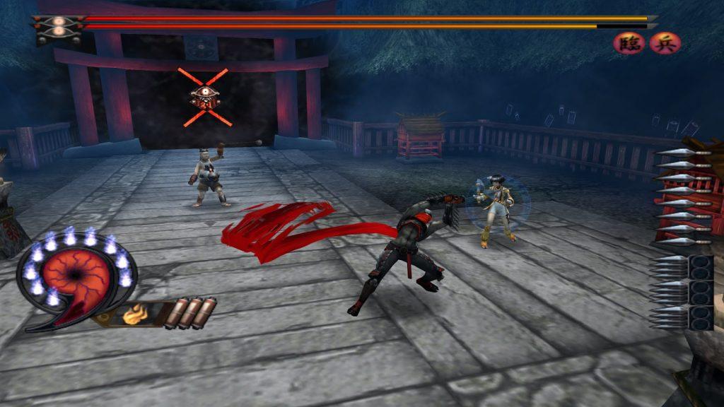 Shinobi Boss Fight